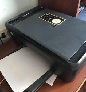 принтер сканер hp deskjet f2420
