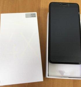 Xiaomi redmi 4X 16/32 черный новый