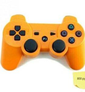 Джойстик PS3 DualShock 3 Геймпад (Оранжевый )
