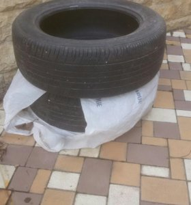 Резина 235/55R18 Bridgestone