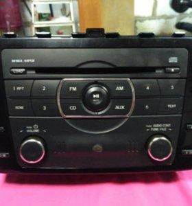 Магнитола от Mazda 6 GH 2011г.