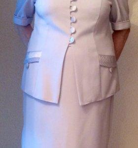 Женский костюм 52 размер🍓