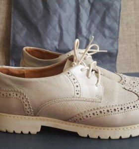 Ботинки Броги Tervolina.