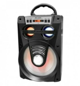 Стереоколонка Bluetooth MS-165BT