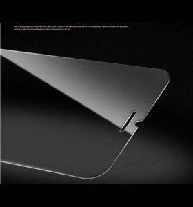 Защитное стекло для iPhone 5 и 5s и 6+