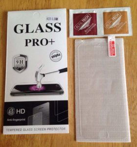 Защитное стекло на iPhone 5,6
