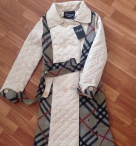 Новое осенние пальто