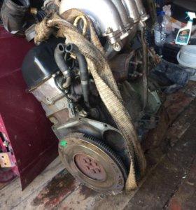 Двигатель инжекторный ваз 2105