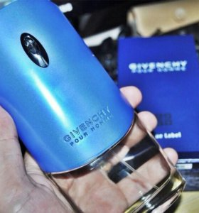 Парфюм Givenchy pour homme blue label