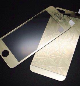 Защитные стекла на iPhone 5, 5s, SE