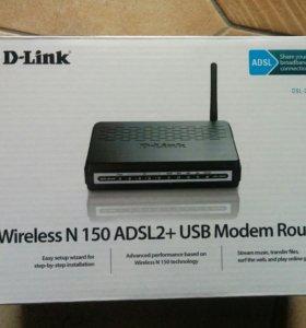 ADSL D-LINK DSL-2650U