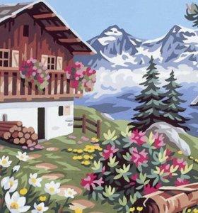 Картины по номерам 50х40см, Краснодар