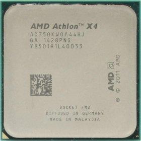 AMD Athlon II X4 750K + Zalman CNPS5X Performa