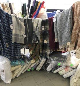Новые подушки,одеяла,пледы,постельное белье и др