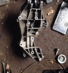 Кронштейн генератора для Audi,VW