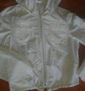Куртка-ветровка летняя
