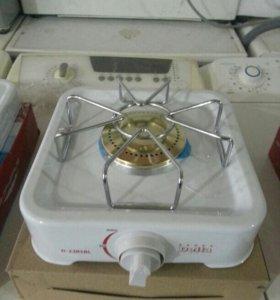 Газовая плита одноконфорочная