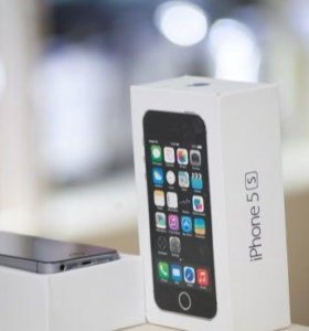 ⭐️ iPhone 5S 16GB Space Gray