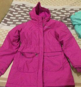 Пальто зимнее Columbia