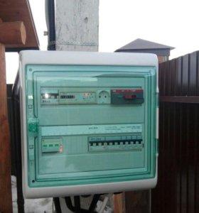 Услуги электромонтажа