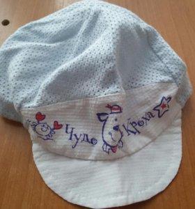 Летняя кепка, шапочки.