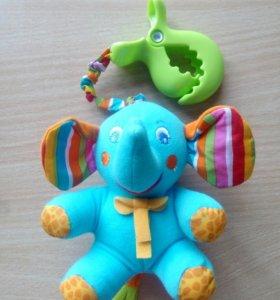 Подвесная игрушка Тини лав Слоник