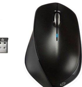 Мышь беспроводная HP H2W26AA x4500