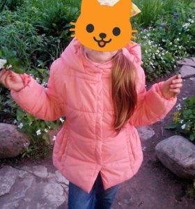 Куртка 128 см Acoola
