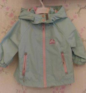 Курточка для девочки 74 размер
