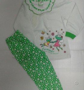 Новая пижама для девочек