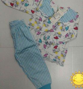 Новая пижама для девочки