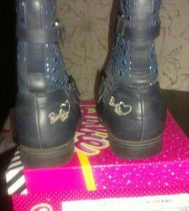 ботинки 33р