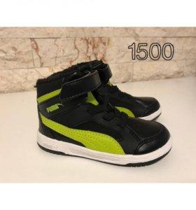 Новые кроссовки Puma 24 размер