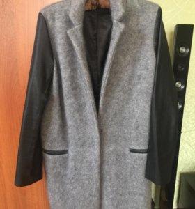 Махеровое пальто!