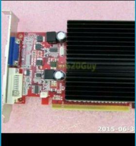 Видеокарта gf8400gs 512mb ddr2 64b crt dvi