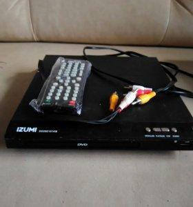 Срочно Продам DVD -проигрыватель с пультом