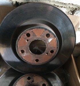Тормозные диски Камри.