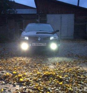 Renault Megane 2 extreme