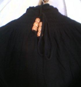 Отдам Платье на резинке в пол