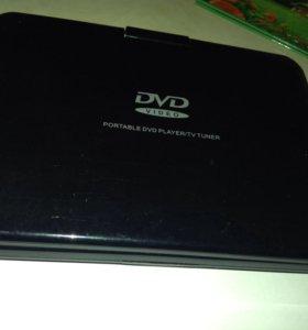 Портативный dvd