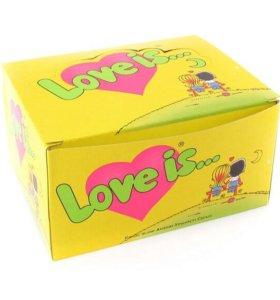 Love is лучший подарок