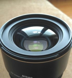 Обьектив Nikon 17-55 mm f/2.8G DX IF-ED Nikkor
