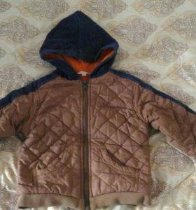 Курточка 1,5-2 года