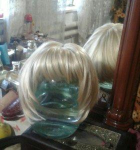 парик новый