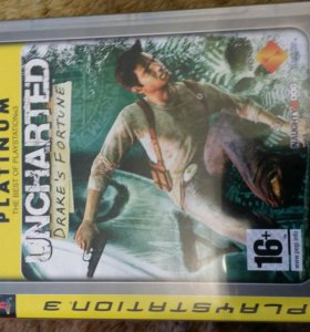 Uncharted drakes fortune игра ps3
