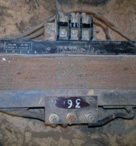 Трансформатор 380/36
