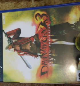 Devil may cry 3 игра ps2