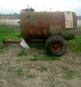 Тракторная бочка