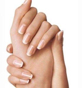 Гель моделирование ногтей