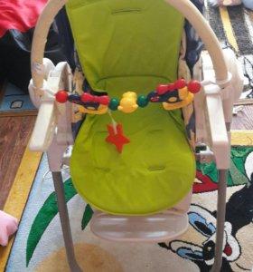 Детский стульчик чикко поли меджик